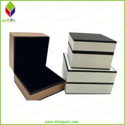 Heißer Verkaufs-Pappring-Armband-Schmucksache-Geschenk-Kasten
