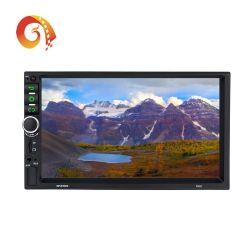 Alimentação de fábrica 7 pol. touchscreen Car 7918 Multimedia player 2 DIN GPS integrado WiFi FM e Rádio Bt Vadio Carro Player