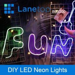 Partie d'Afficher le pliage Neon voyant USB