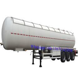 50~60 de Aanhangwagen van de Gashouder van LPG van m3, de Mobiele Semi Aanhangwagen die van LPG, het Gas van LPG Aanhangwagen, de Aanhangwagen van de Tanker van het Gas van het Propaan, de Aanhangwagen van de Cilinder van LPG Vervoer