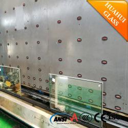 Täfelt energiesparendes Vakuum Niedriges-e Beschichtung-Isolierglas Standardgrößen