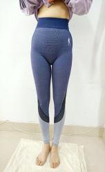 Bauch-Steuernahtlose laufende Sport-Gamaschen-Gymnastik-Frauen-Eignung-Yoga-Hosen