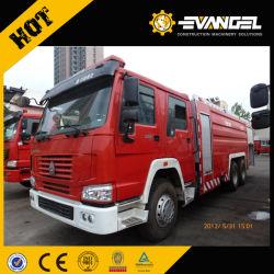 Dongfeng Bridge Duplo Stire Veículo de Combate a Incêndio (3000L tanque de água)