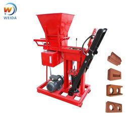 Linha de Produção de máquina para fazer blocos LEGO do intertravamento de máquina para fabricação de tijolos de argila do solo