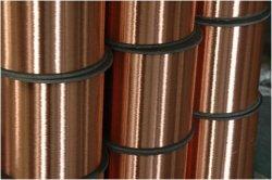 Cable de acero revestido de cobre (se utiliza en alambre de unión, cadena de joyería, hilo de piano y cable aislante de tubería) Shanghai Seaport
