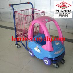 Supermarché Siège bébé jouets pour enfants Panier