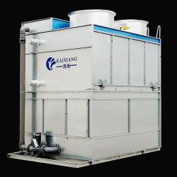CTI Bescheinigung Casen Marken-Luft-Verdampfungsquerbargeld/Gegenfluss-Ruhestromtyp Stahlwasserkühlung-Aufsatz