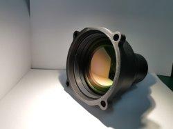 100mm 군시야 렌즈 GE 렌즈 열화상 촬영 적외선 렌즈 적외선 이미징 IR 렌즈 게르마늄 렌즈 640 센서 640X480 17um