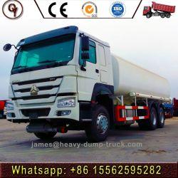価格の中国の熱い製造業者タンク車15000-20000リットルのHOWO 6X4の燃料の