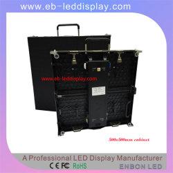 Poids léger 500*500mm Panel 8kg/PC Affichage LED de plein air Cabinet P5.95
