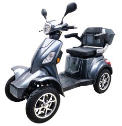 Aprovação CEE Intervalo longo barato Quatro Rodas mobilidade eléctrica Scooter