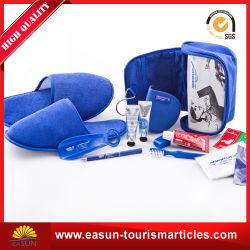 El confort de viaje Set Kit Kit de aerolínea Vip dedormir Set de viaje