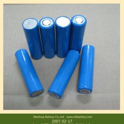 batterie della batteria dello ione del Li dello Li-ione 18650 di 3.7V 1800mAh