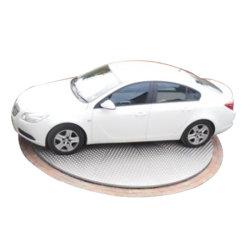 Подъездная дорожка домашних хозяйств (вращающейся платформы стоянки автомобиля SJC)