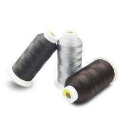 La meilleure qualité de nylon haute ténacité cautionné fils à coudre 210D/3