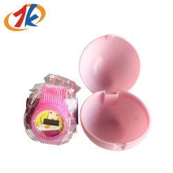 플라스틱 다채로운 계란 자동 판매기를 위한 선전용 캡슐 장난감 시계 장난감