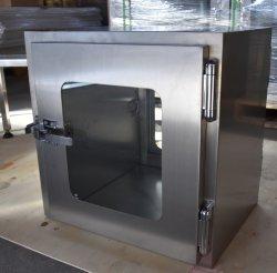 Prodotto personalizzato in acciaio inox per camera bianca