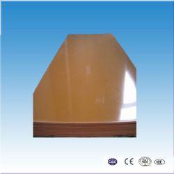3025 Hylam 면 직물 베이클라이트 페놀 Textolite에 의하여 박판으로 만들어지는 널 장