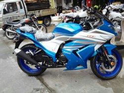 200cc/250cc/300cc новый диск тормоза двойной глушитель грязи велосипеде (SL125-F5)