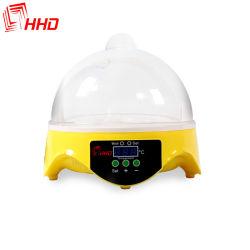 Hhd птицы сельскохозяйственное оборудование 7 мини-инкубатор для яиц цена машины