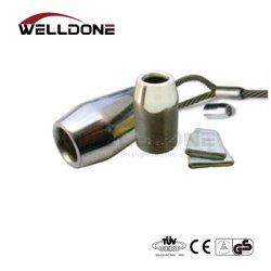 Flämischer Augen-Stahl-verstemmende Hülsen (S-505) für Stahldrahtseil