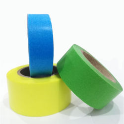 A fita de camuflagem do rolo jumbo ou rolo de corte