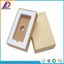 El papel de estraza vacío Teléfono Móvil de embalaje con relleno de espuma