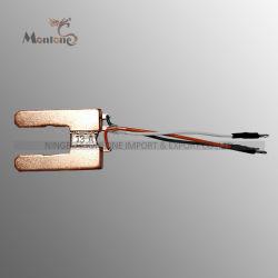 Transformateurs de cuivre personnalisé Manganin Shunt pour l'énergie mètre (MS006)