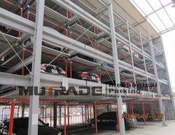 Parque de estacionamento automatizado de Puzzle do Elevador Hidráulico de Elevação do sistema de auxílio ao estacionamento