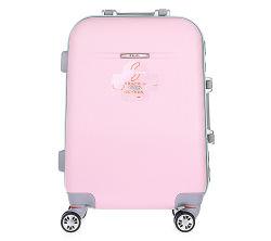 На заводе оптовой розового цвета ЭБУ АБС детей дорожная сумка тележка чемодан поездок установить крышки багажника