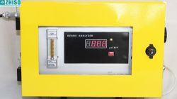 Fixation murale UV-2300C Détecteur de gaz de l'analyseur d'ozone avec UV light & Source de lumière à LED