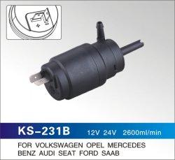 12V 24V 2600ml/min a Bomba do Lavador para a Volkswagen Opel Mercedes Benz Audi Seat Ford Saab