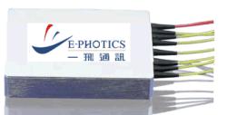 1x8 mécaniques Commutateur à fibre optique