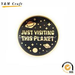 Groothandel Antiek Metaal Custom Hat Lapel Pins (Ym1086)