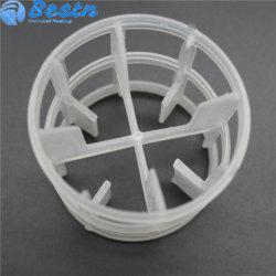 Le dumping d'emballage en plastique de l'anneau à haut débit 25mm 38mm 50mm 76mm