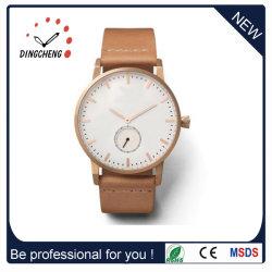 Het Horloge van het Kwarts van de Vrouwen van de Goedkope van de Gift van het Polshorloge van de manier Mannen van het Horloge