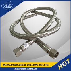 Yangbo hilo trenzado final tubo corrugado