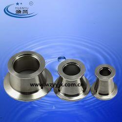 Composant à vide en acier inoxydable--Réducteur conique