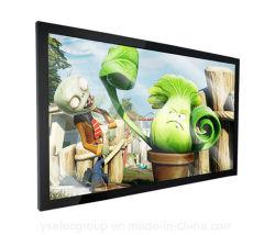Yashi 21.5pouces réseau vertical de fixation murale LCD affichage TV Ad Player Vidéo