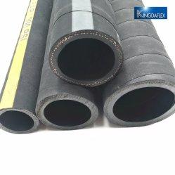 Fabricant de Qingdao enveloppé couverts le flexible de compresseur d'air en caoutchouc