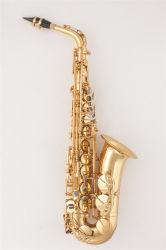 Tête courbée Saxophone Soprano, fabriqués en Chine