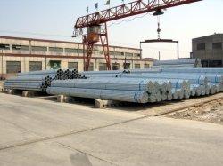BS1387 A53 Les tuyaux en acier soudé