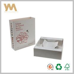 Dom Caixa da Gaveta de papel Flat Pack Embalagem Caixa de velas