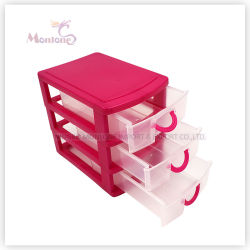 [3-لر] بينيّة [ستورج كبينت] وعاء صندوق منظّم بلاستيكيّة تخزين ساحب بالجملة