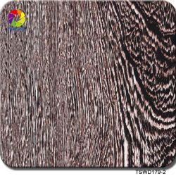 Grãos de madeira Tsautop Designs de DIP Hidro de pintura por imersão de Água