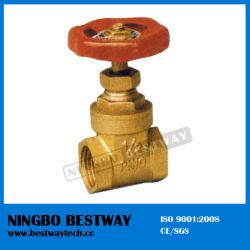 저압 길로틴 황동 게이트 밸브 제조업체(BW-G12)