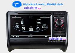 En el salpicadero para coche Audi TT doble DIN DVD Player