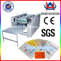 Semi-Auto Cycle (Полуавтоматический не из ткани машины офсетной печати