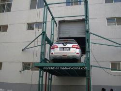 An der Wand befestigtes Leitungskabel-Schienen-Höhenruder, zum des Autos anzuheben