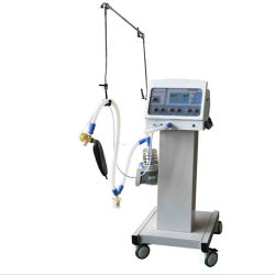Theater Device Hospital Movable ICU Ventialtor Machine Medical Beatmungsgerät Günstiger Preis